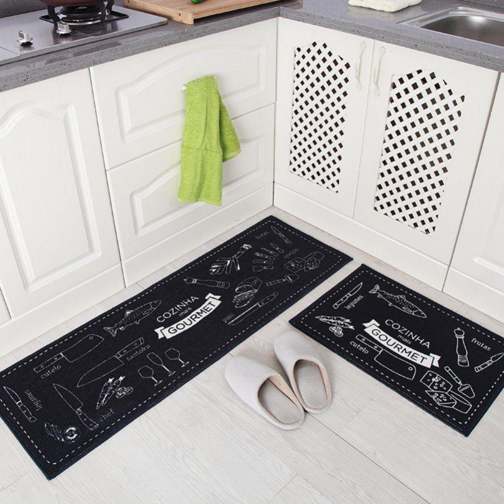 diy kitchen floor mat