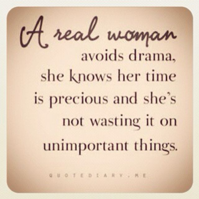 Grown woman status! It\'s a status not a diary ...