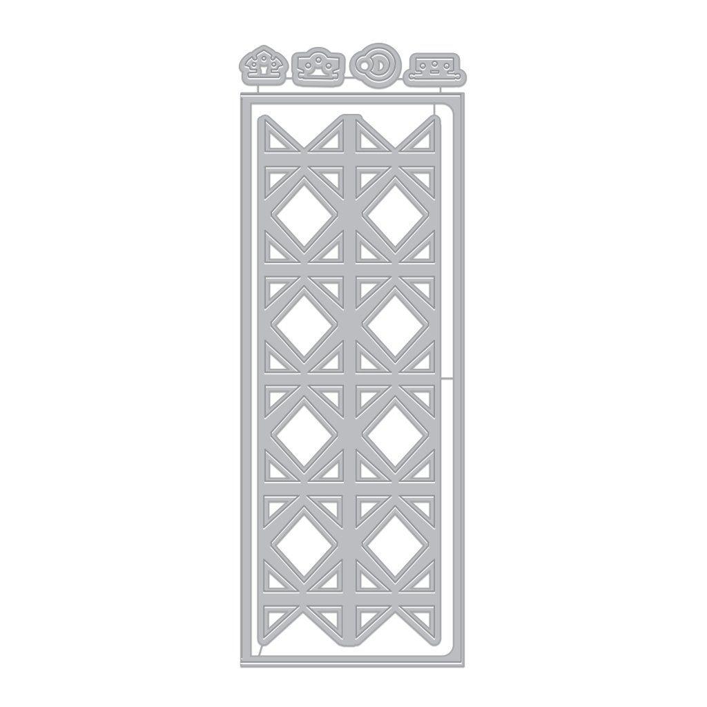 Wood Floor Pattern Hero Arts CG705 Bold Prints