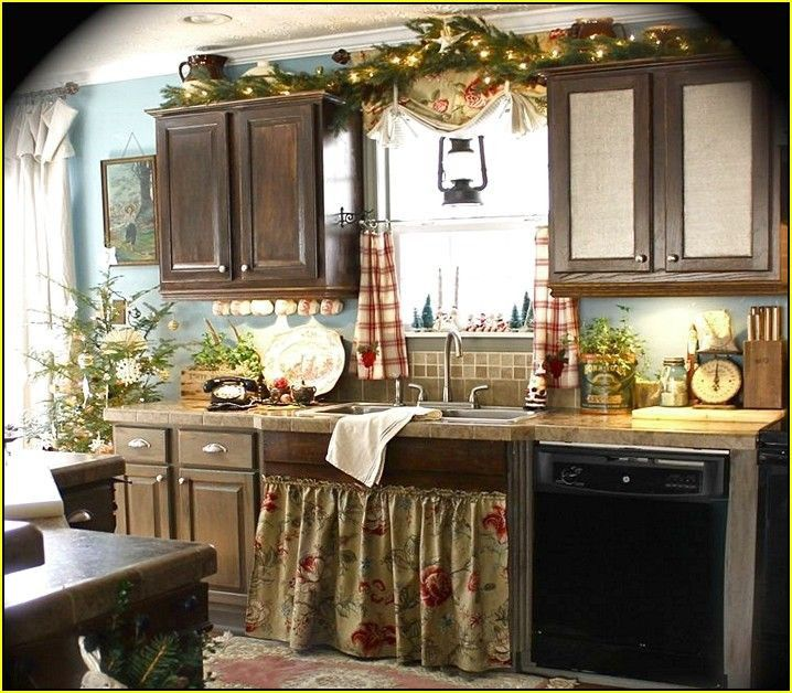 christmas lights above kitchen cabinets home decor color ...