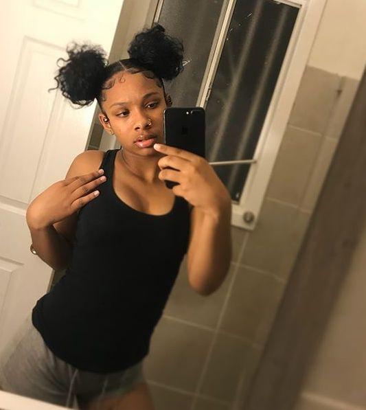 Black girl shay lesbian