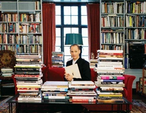 John Waters | Community Post: 10 Celebs Who Look Pretty Darn Good Posing With Books