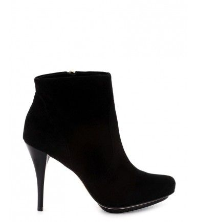 COSMOPARIS - low-boots JABI velours