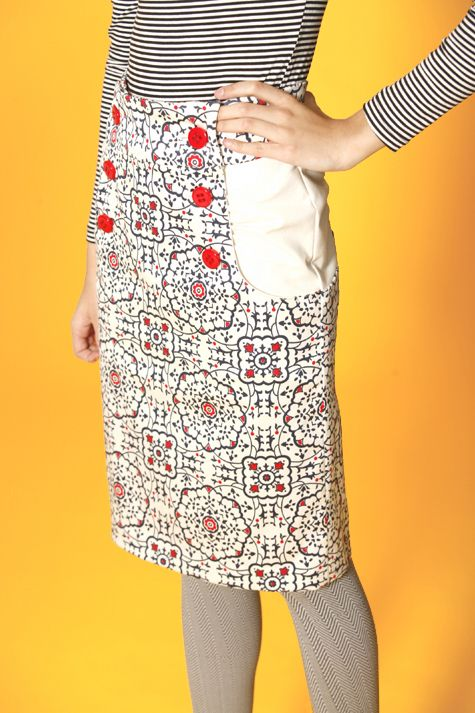 Skirt Inspiration & Tutorials - Pencil Skirts | SEWING ,,,IDEAS ...