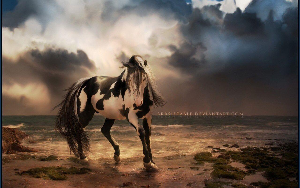 Unique Desktop Wallpapers Horses, Horse wallpaper, Free