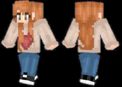 Heart Sweater Minecraft Skins Minecraft Minecraft Girl Skins