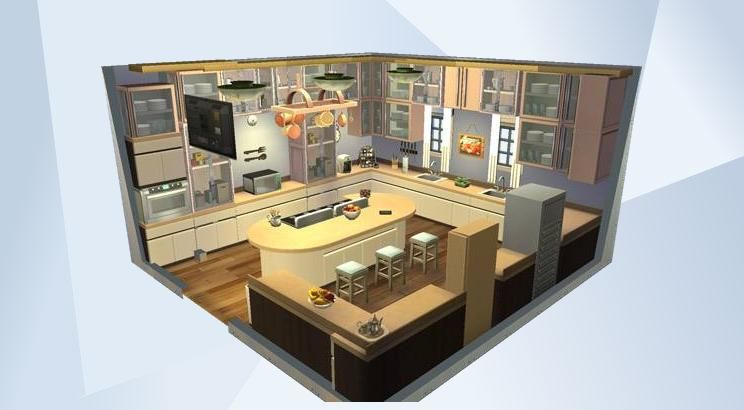 Check Out This Room In The Sims 4 Gallery Sims House Sims 4