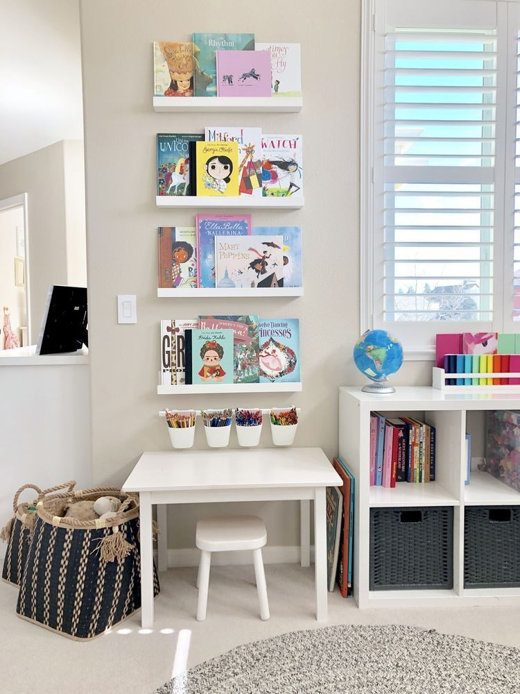 Photo of Homeschool room organization system ideas to keep it clean and tidy
