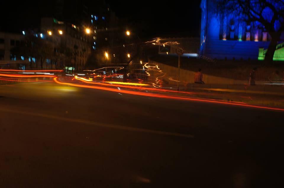 #PlazaEspaña #CarLight #