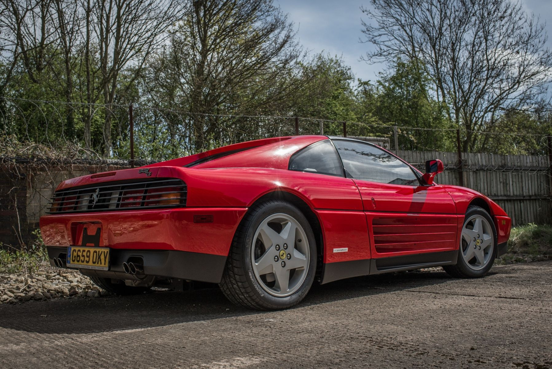 1989 ferrari 348 classic driver market everything cool 1989 ferrari 348 classic driver market vanachro Images
