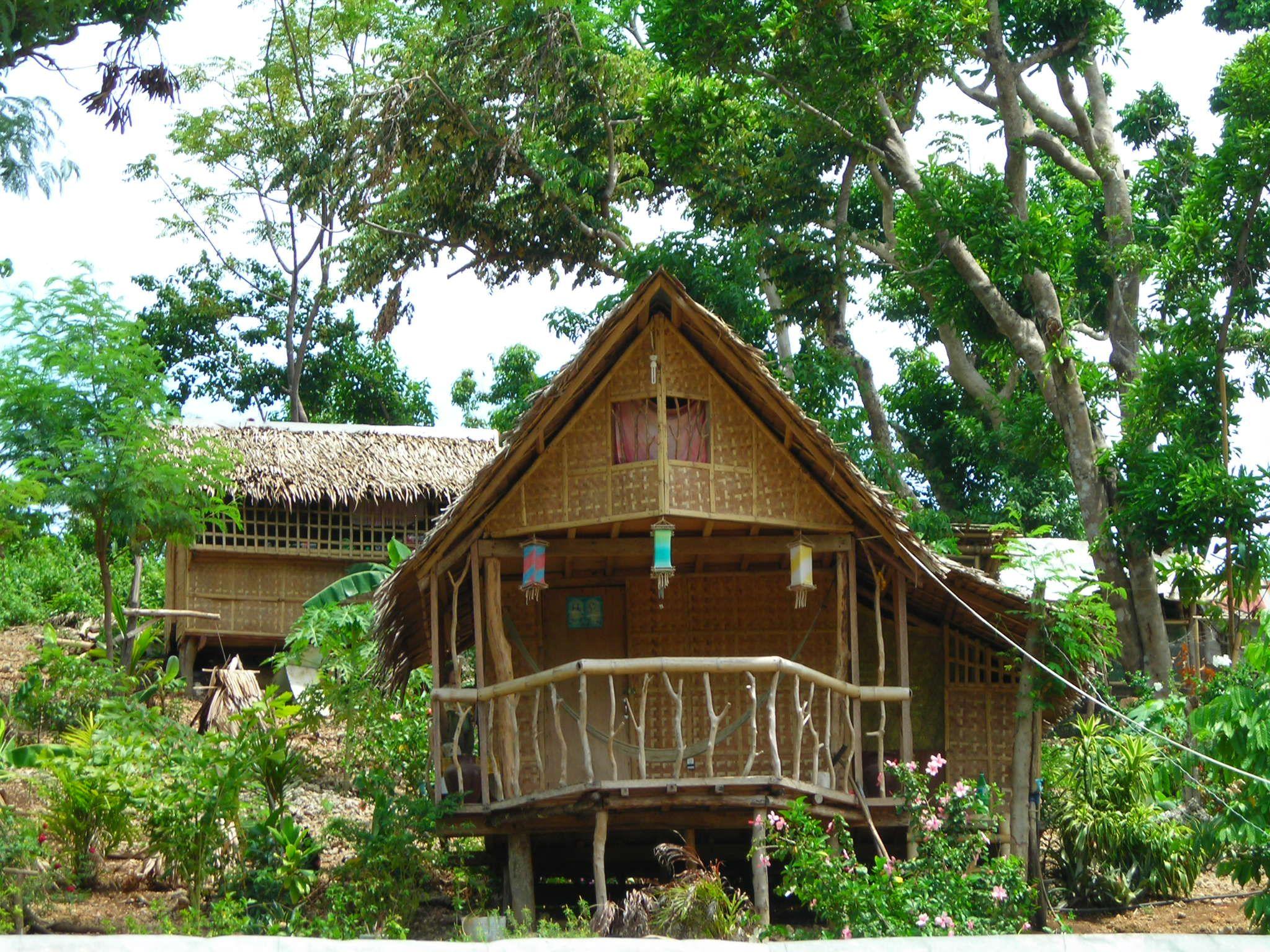 Low Cost Modern Nipa Hut Design Home Home Design Inpirations