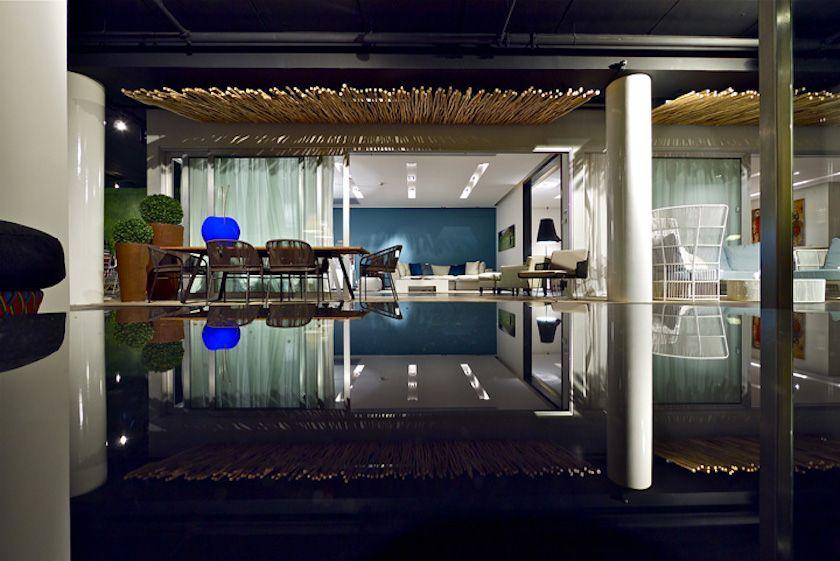 Penthouse Furniture Showroom By Studio Yaron Tal, Tel Aviv Furniture Store
