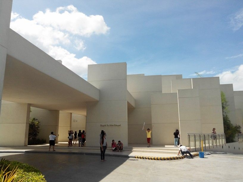 Modern Architecture In The Philippines its modern architecture is what makes san pedro calungsod church