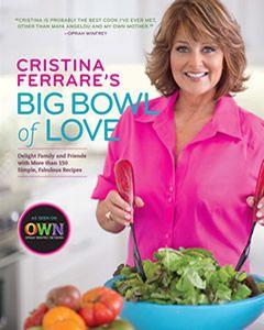 Cristina Ferrare S Big Bowl Of Love Bolognese Recipes Pasta Food Recipes Big Bowl
