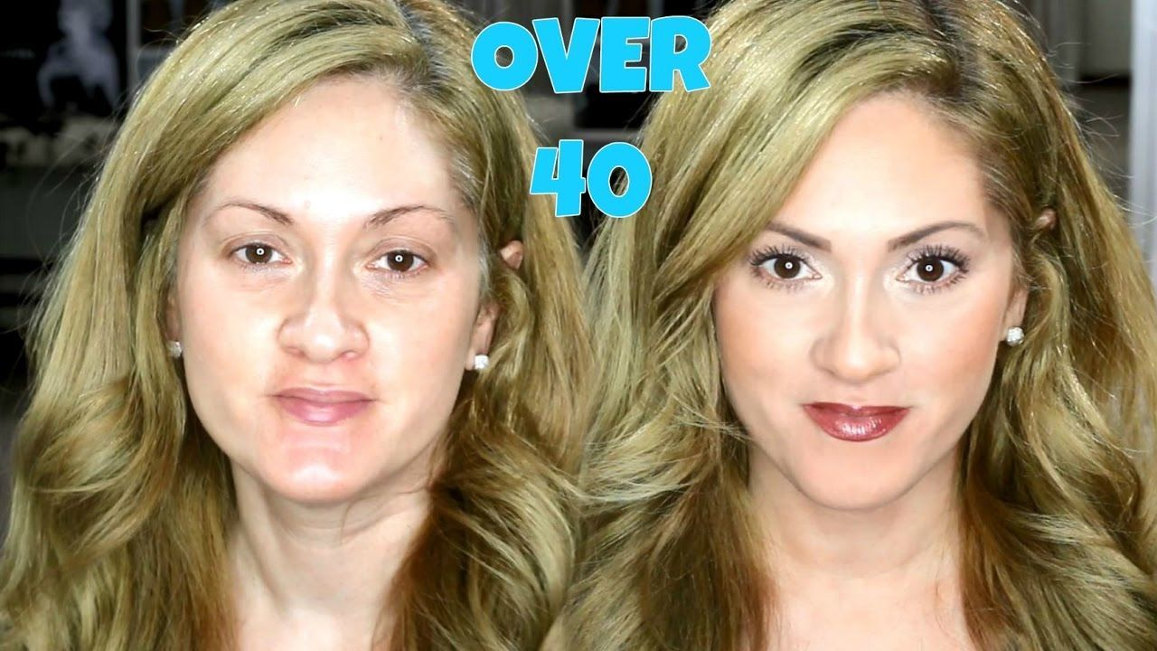 QUICK & EASY Everyday Makeup OVER 40