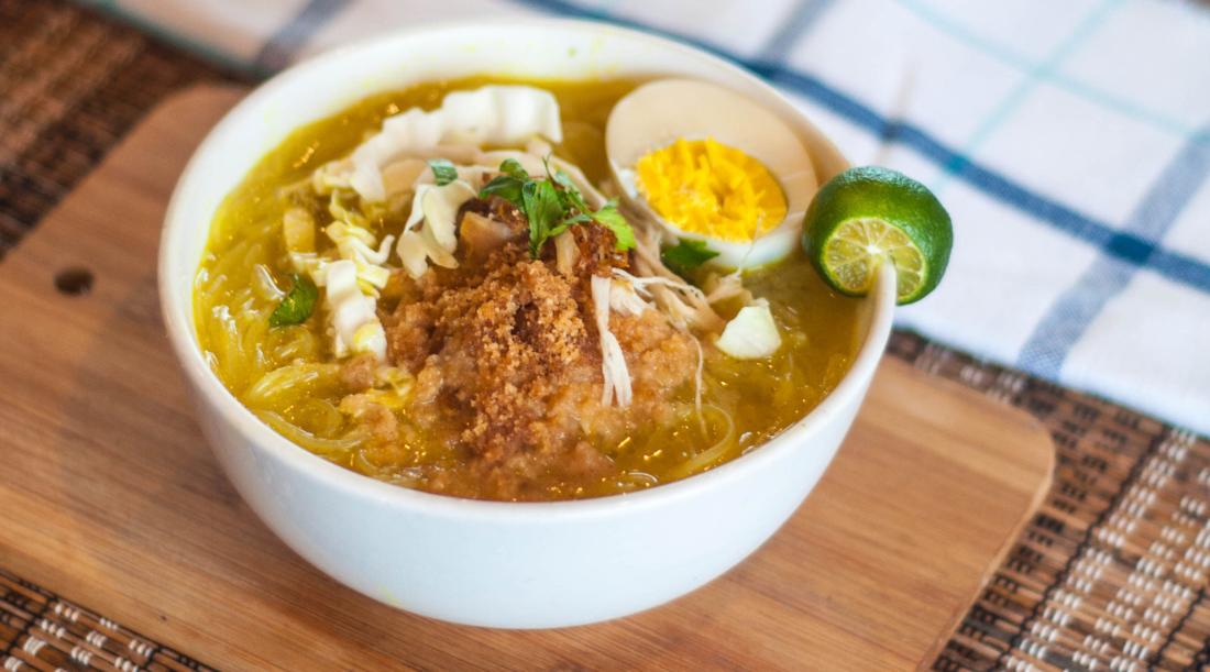 Resep Soto Ayam Bumbu Kuning Resep Masakan Pedas Resep Sederhana Resep
