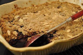 CHERRY ALMOND CRISP  Pioneer Woman Cooks  recipes CHERRY ALMOND CRISP  Pioneer Woman Cooks  recipes