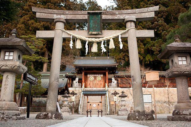 Temple Sakurayama Hachimangu Takayama Takayama Japanese Shrine Beautiful Places In Japan
