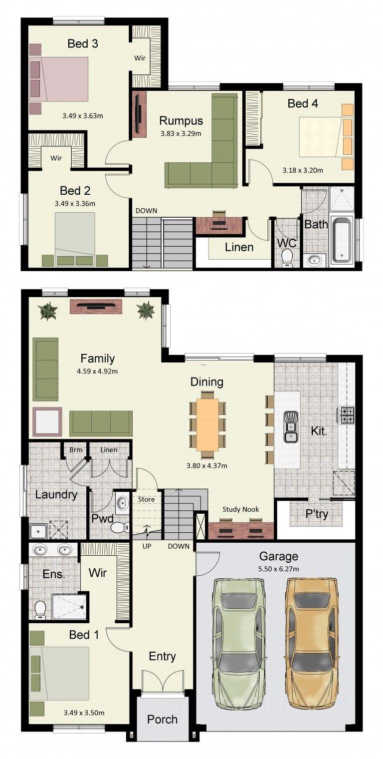 Go To Designer Website For More Split Level Home Split Level House Plans House Roof Design House Plans Australia