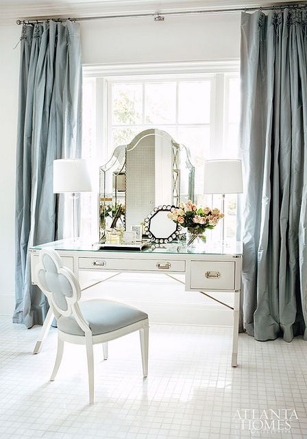 décor inspiration Vanities, Vanity tables and Dressings