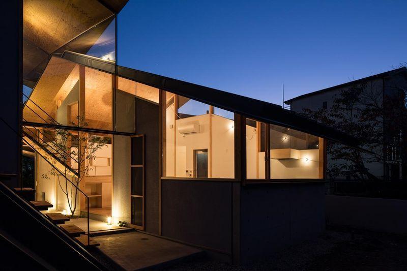 maison architecte kyoto