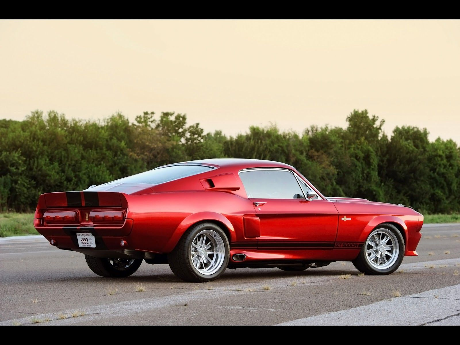 Ford Mustang Gt500 Allegro