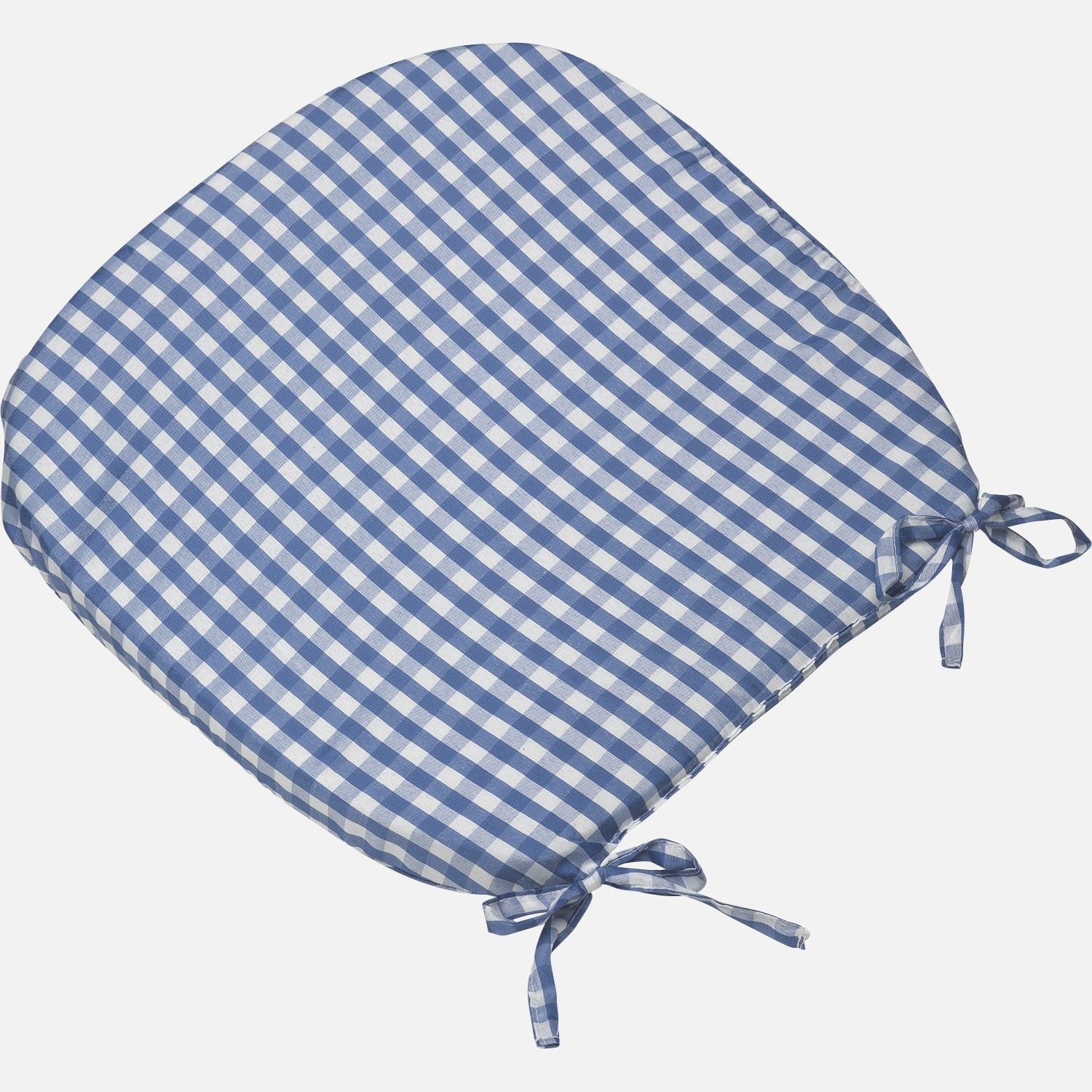 Kitchen Chair Pads With Ties Black Kitchen Chair Cushions With