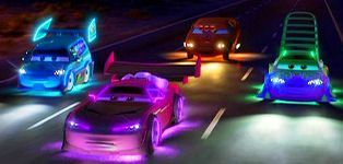 The Leaping Lamp Com Cars Movie Characters Disney Cars Cars Movie