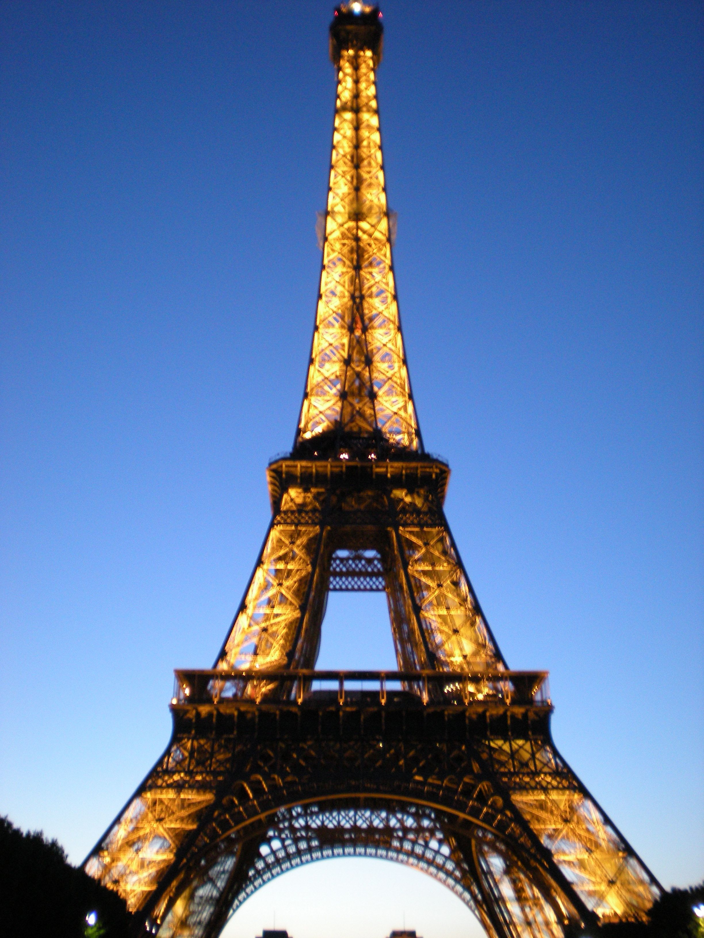 Eiffel Tower Sunset Paris Is My Favorite City In The World