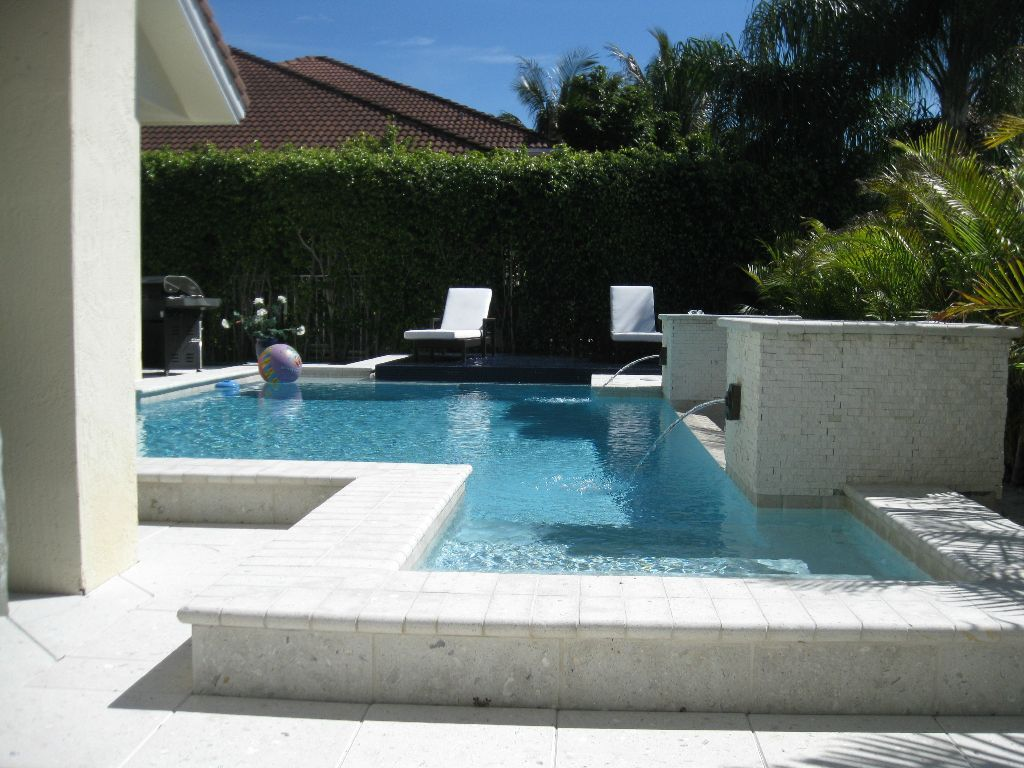 Residential Pools And Spas