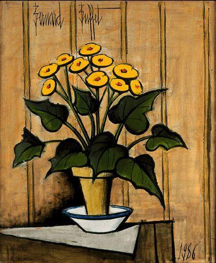 Bernard Buffet, 1986 | Comment peindre, Les arts, Peinture