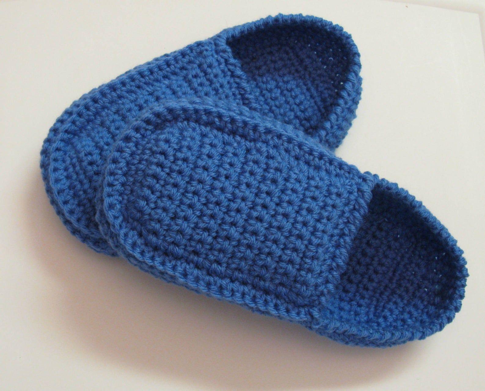 Photo of PATRON PDF No 17 Pantoufles de style loafers au crochet pour hommes, patron facile, explications en anglais et en français, 3petitesmailles