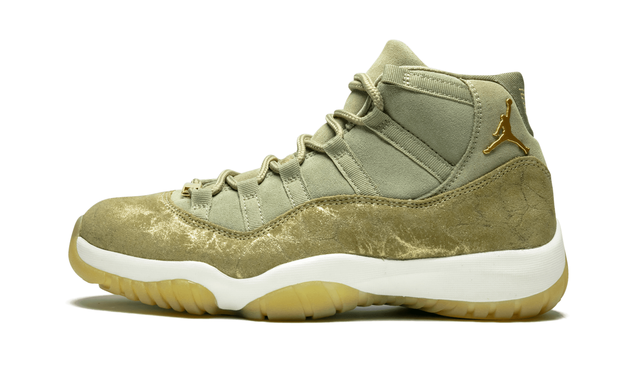 "pretty nice 1d739 f6ece The Women's Air Jordan 12 ""Olive Lux"" is a women's exclusive ..."