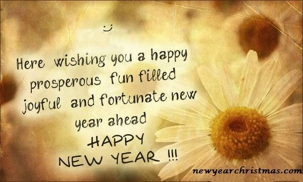 Happy New Year Wishes for Family | HAPPY NEW YEAR | Pinterest