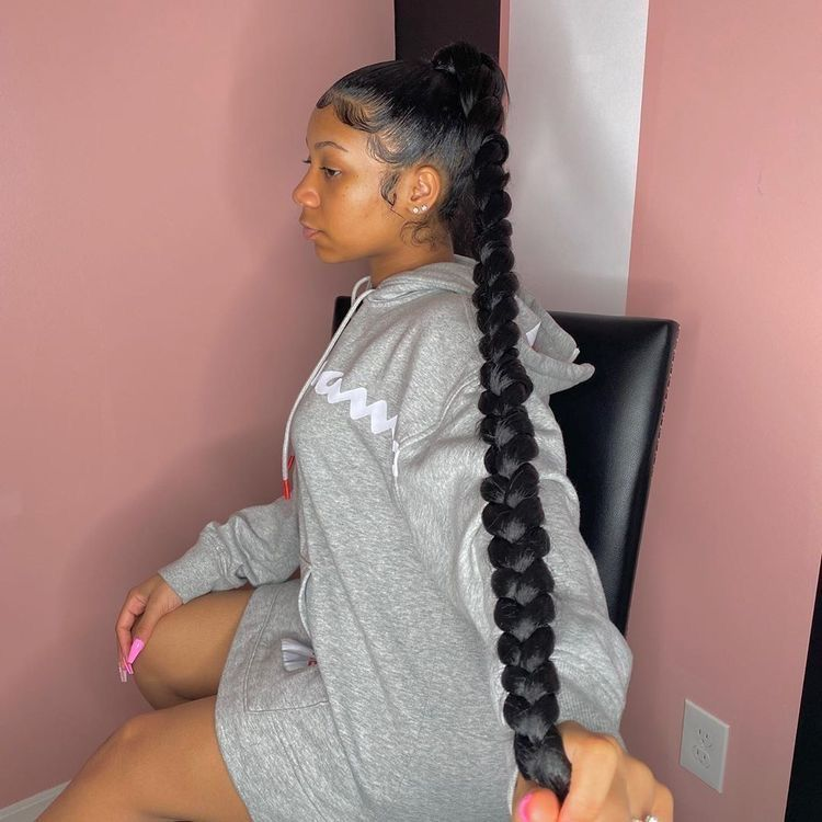 46+ Long sleek weave ponytail inspirations