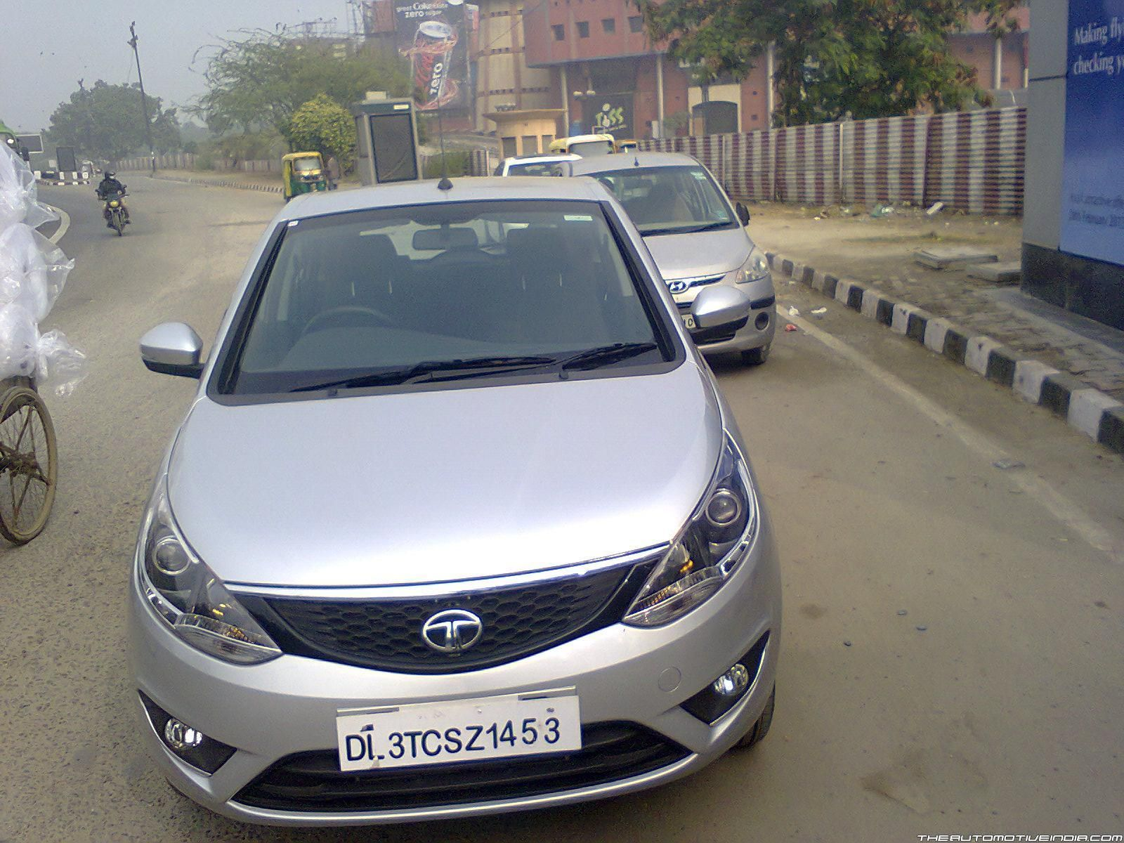 Tata Bolt Review Tata Bolt price tag is between Rs.4.45