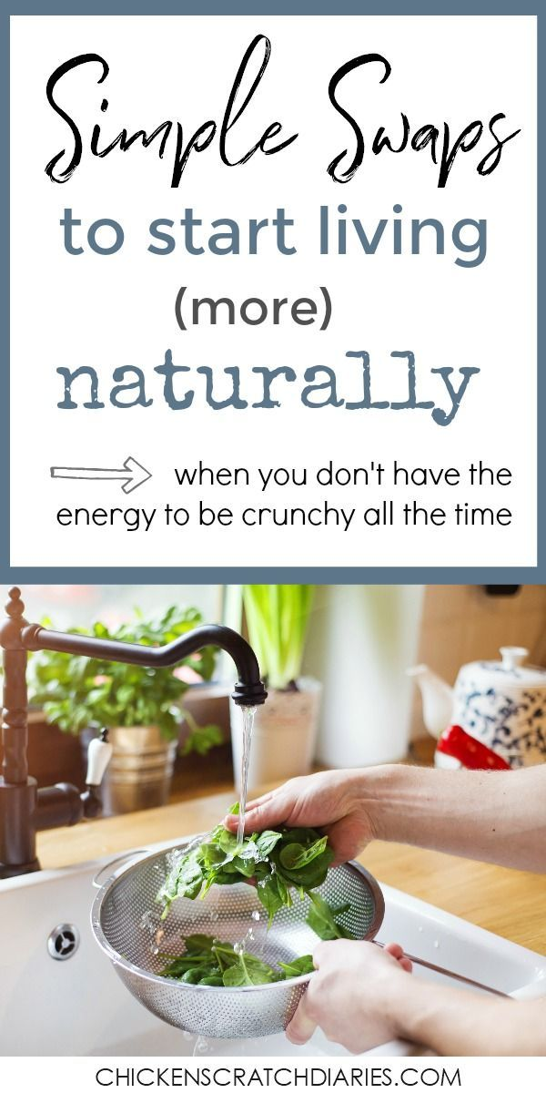 A Practical Mom's Guide to {More} Natural Living #healthyliving