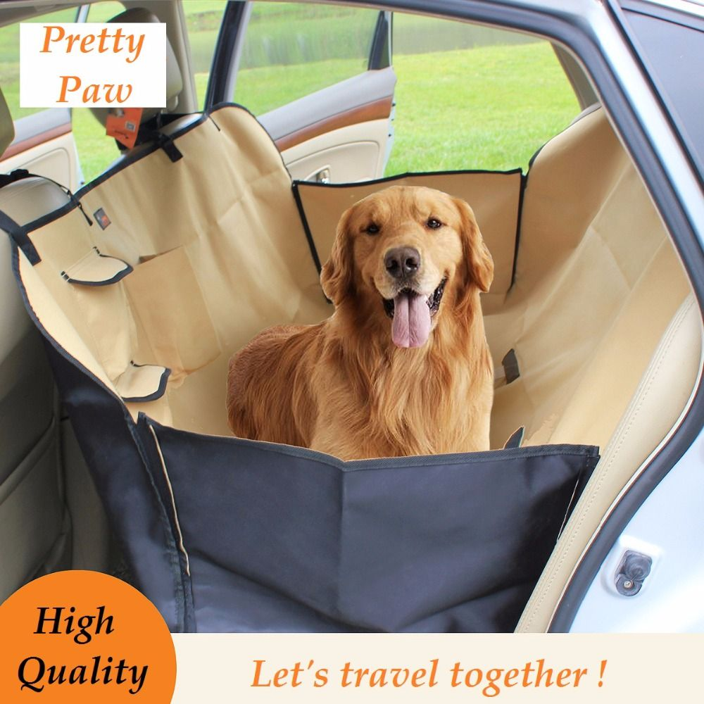 carrier seat rear hammock waterproof naturelife protector pens back accessories blanket car houses safe mat kennels item dog in cover pet