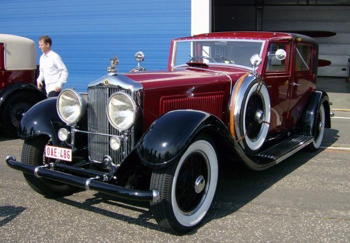 Photo of 1932 Town Car Ostruk – Type AL – Vehicles