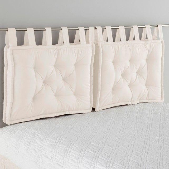 Caratteristiche del cuscino per testata letto:- Finiture con ...
