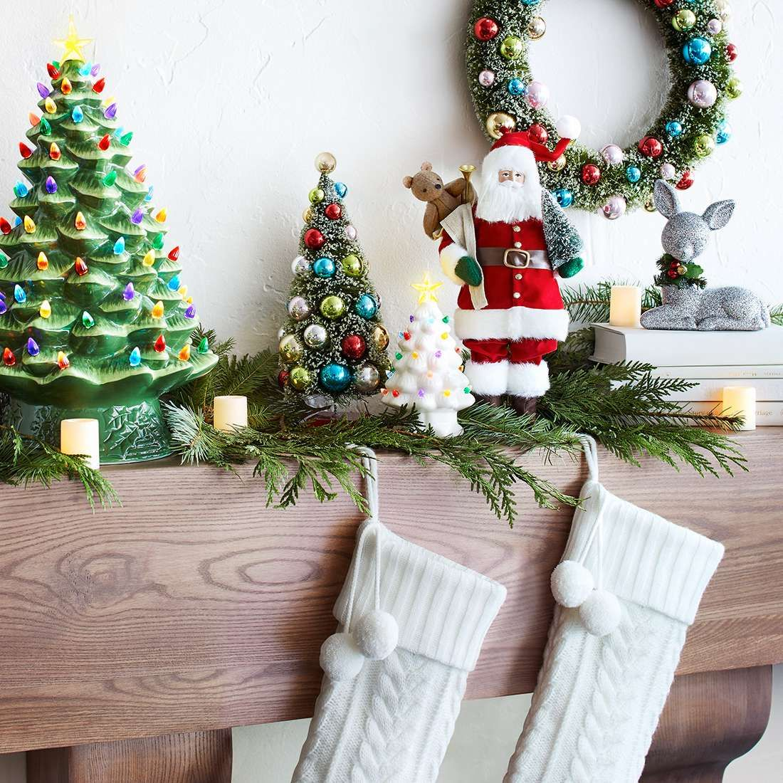Shop Target For Christmas Decor And Gifts You Will Love At Great Low Prices Free Shipping Returns And Free P Christmas Decorations Retro Christmas Christmas