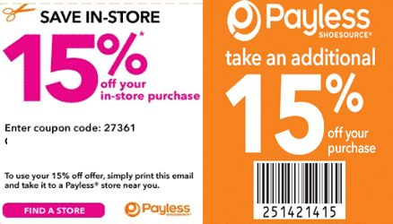 photograph about Payless Shoes Printable Coupon called Payless-Footwear-Coupon-2014 Payless Sneakers Coupon Code Free of charge