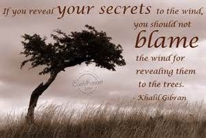 secrets behind the eyes q