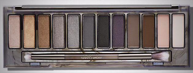 Naked Smoky - a mais nova paleta desejo da Urban Decay - Drops das Dez | Drops das Dez