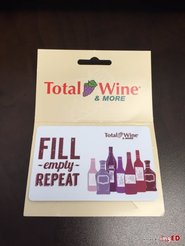 Total Wine More Gift Card With Images Total Wine Gift Card