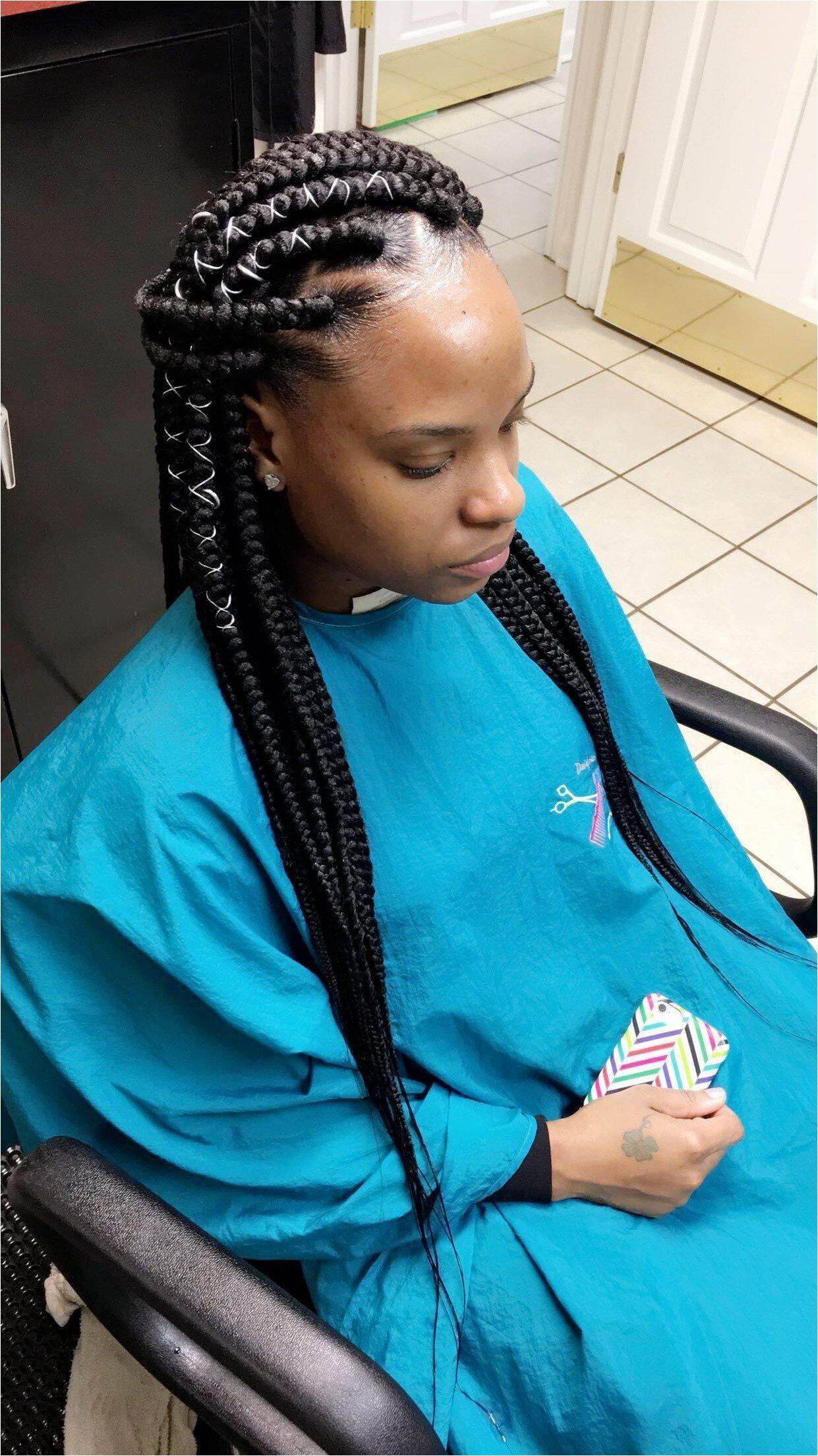 Latest awesome ghana braids hairstyles braid it up pinterest