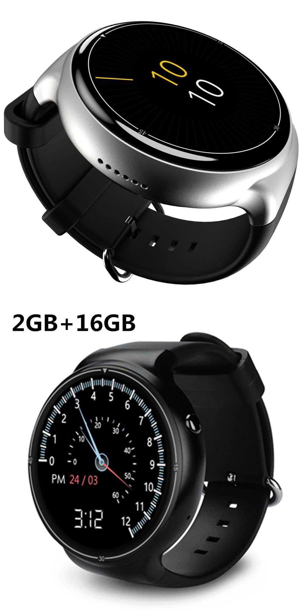 65bf09761b5 Beseneur N1 Bluetooth Smart Watch with 2GB RAM 16GB ROM Support SIM Card 3G  WIFI GPS Smartwatch for Android IOS Phone Wristwatch