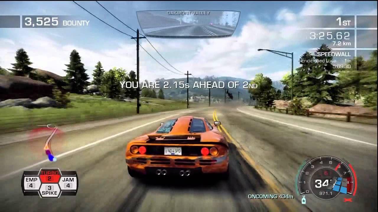Need For Speed Hot Pursuit Mclaren F1 Highway Battle Gameplay