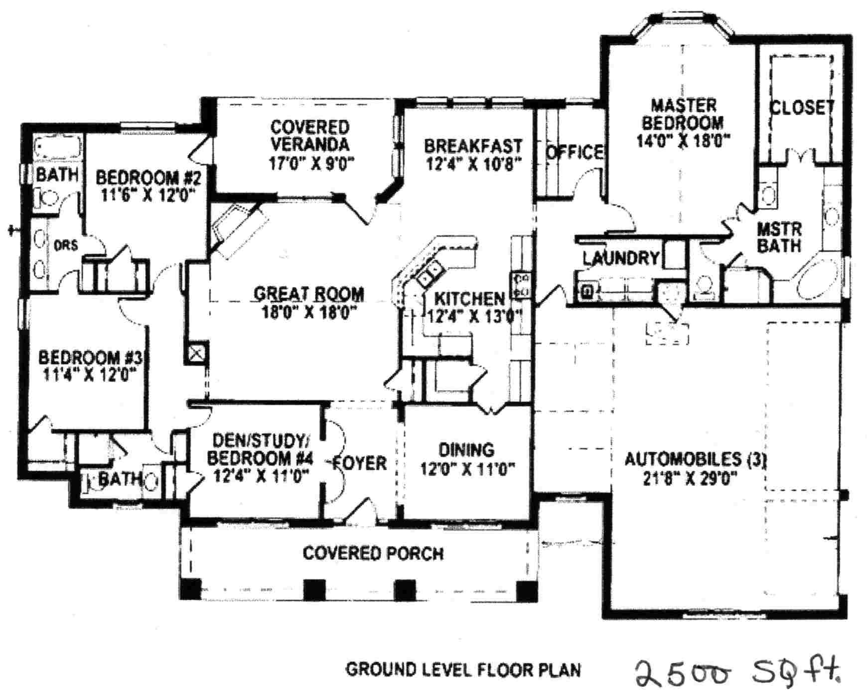 2500 sq ft house plans peltier builders inc about us for Floor plans 2500 square feet
