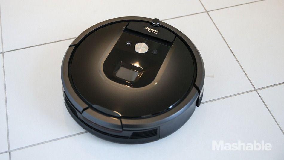 The Roomba 980 is iRobot's best robot vacuum, yet [REVIEW